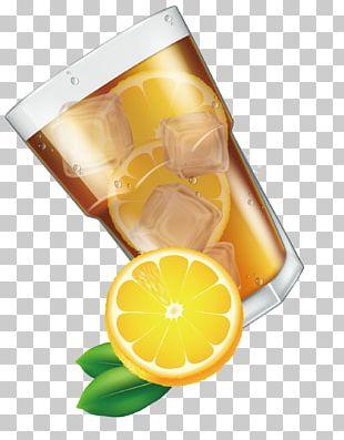 Lemon-lime Drink Orange Juice Harvey Wallbanger PNG