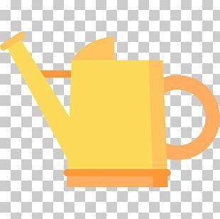 Brand Angle Yellow PNG