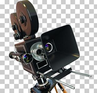 Movie Camera Film Stock Photography PNG