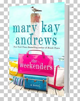 The Weekenders Summer Rental Savannah Breeze Book Save The Date PNG