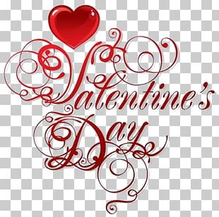 Valentine's Day 14 February Heart PNG