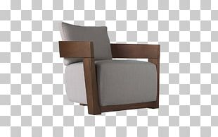 Club Chair Eames Lounge Chair Wing Chair Furniture PNG