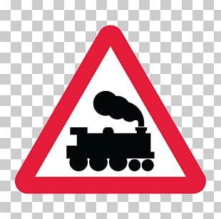 Rail Transport Train Traffic Sign Road PNG