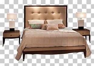 Bedroom Bedside Tables Bed Frame Roche Bobois PNG
