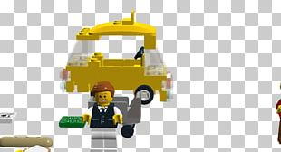 Lego Ideas Toy Block The Lego Group Taxi PNG