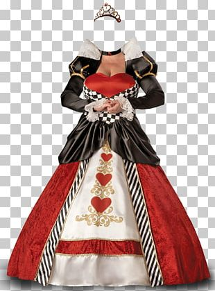 Queen Of Hearts Red Queen BuyCostumes.com Clothing PNG