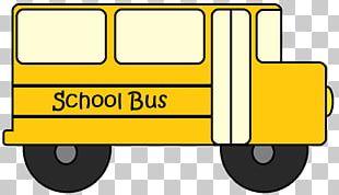 School Bus PNG