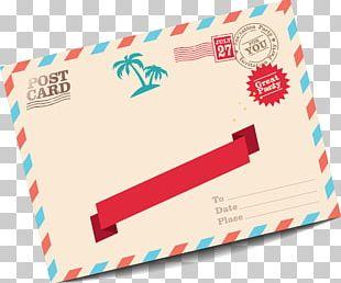 Wedding Invitation Postcard Party Envelope PNG