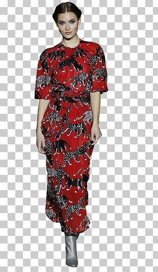 Fashion Show Runway Sleeve Costume PNG