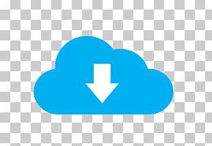 Cloud Storage Cloud Computing Remote Backup Service Computer Data Storage PNG