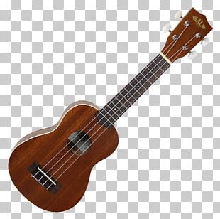 Kala Satin Mahogany Soprano Ukulele Kala KA-C Concert Musical Instruments PNG