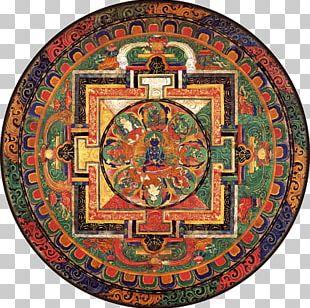 Tibetan Buddhism Thangka Mandala Akshobhya PNG