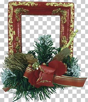 Christmas Ornament New Year Tree Frames PNG