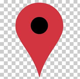 Drawing Pin World Map Logo PNG