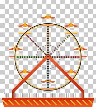 Ferris Wheel Ferris Macht Blau PNG