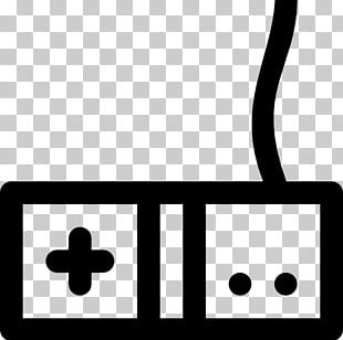 Joystick Video Game Game Controllers Computer Icons Gamepad PNG