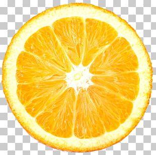 Juice Lemon Mandarin Orange Orange Slice PNG