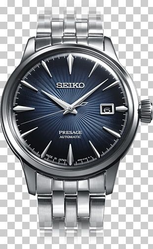 Automatic Watch Seiko Amazon.com Power Reserve Indicator PNG