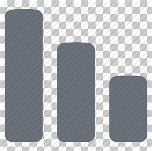 Bar Chart Diagram Icon PNG