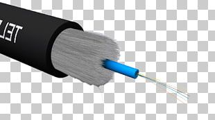 Electrical Cable Multi-mode Optical Fiber Optics Dielectric PNG