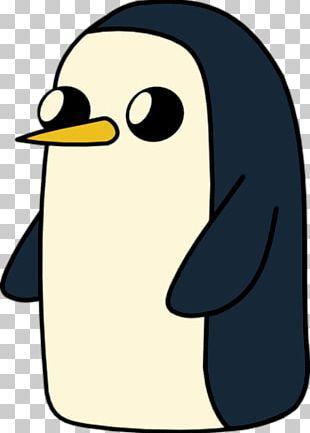 Ice King Marceline The Vampire Queen Penguin Drawing PNG