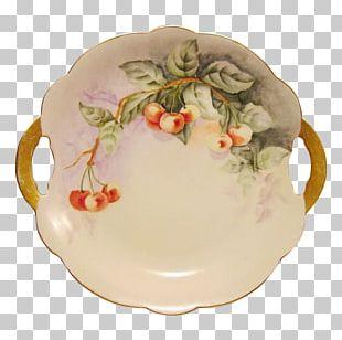 Platter Saucer Porcelain Plate Tableware PNG
