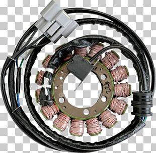 Stator Rotor Motorsport Racing Brushless DC Electric Motor PNG