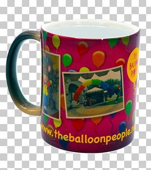 Magic Mug Ceramic Coffee Cup Tableware PNG