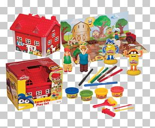 Play-Doh Toy Plasticine Child Game PNG