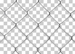 Chain-link Fencing Picket Fence Garden PNG