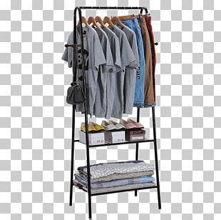 Clothes Hanger Cloakroom Wardrobe Bedroom Clothing PNG