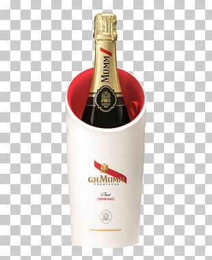 G.H. Mumm Et Cie Wine Champagne G.H. Mumm Cordon Rouge Brut Liqueur PNG