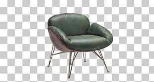 Wing Chair Fauteuil Furniture Arketipo PNG