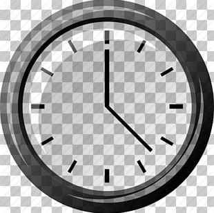 Clock Icon Design Icon PNG