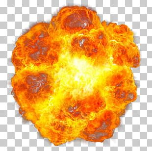 Flame Explosion Light Fire PNG