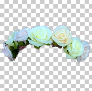 Flower Crown Wreath PNG