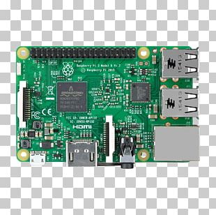 Raspberry Pi 3 Electronics Computer Raspbian PNG