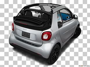 2018 Smart Fortwo Electric Drive City Car Alloy Wheel PNG