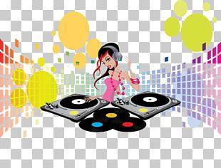 DJ Mix Disc Jockey Song YouTube Music PNG