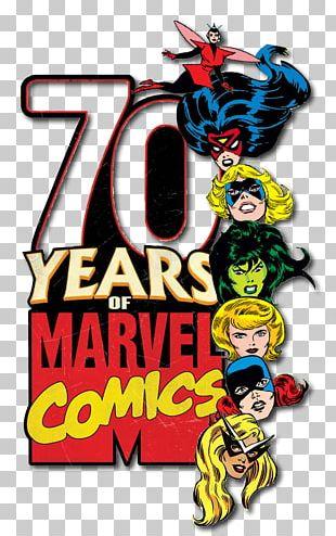 Marvel 70th Anniversary Marvel Comics Comic Book Spider-Man PNG