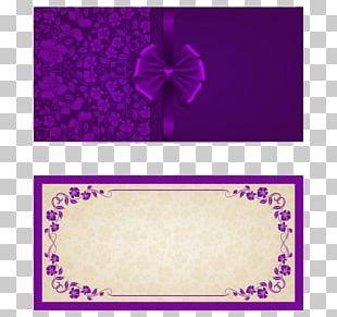 Wedding Invitation Greeting Card Ornament Illustration PNG