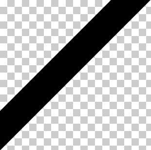Black Ribbon Mourning PNG