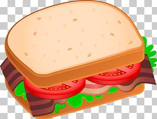 BLT Submarine Sandwich Bacon Sandwich Club Sandwich Tuna Fish Sandwich PNG
