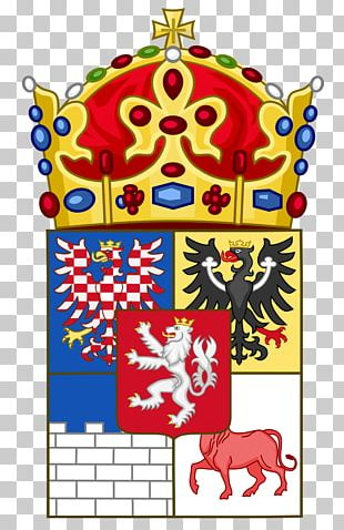 Kingdom Of Bohemia Lands Of The Bohemian Crown Holy Roman Empire Coat Of Arms Of The Czech Republic PNG