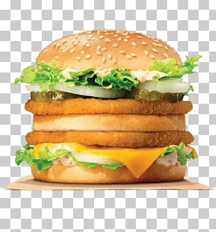 Big King Whopper Hamburger Cheeseburger BK XXL PNG