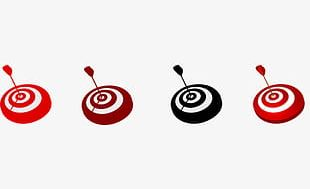 Target Shooting Archery Arrows PNG