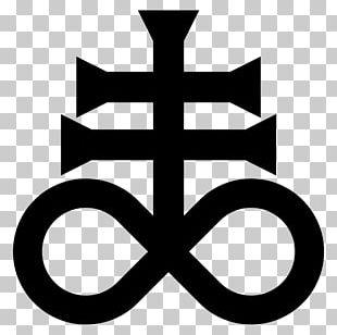 Leviathan Symbol Logo Satanism Baphomet PNG