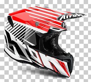 Motorcycle Helmets AIROH Motocross PNG