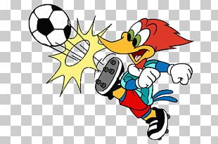 Woody Woodpecker Cartoon Animation PNG