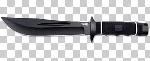 Bowie Knife Blade SOG Specialty Knives & Tools PNG